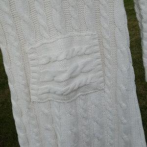 GAP Dresses - Gap Kids size medium cable knit sweater dress